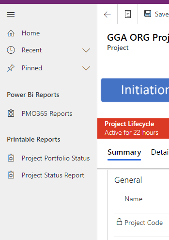 How pmo365 helps you throughout the Project Life Cycle